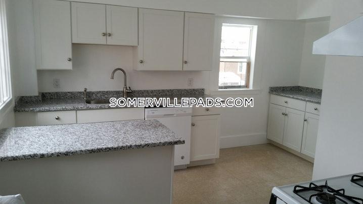 Somerville - Winter Hill - 5 Beds, 2 Baths - $3,500