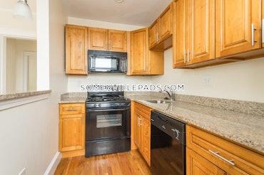 Winter Hill, Somerville, MA - Studio, 1 Bath - $2,395 - ID#3826123