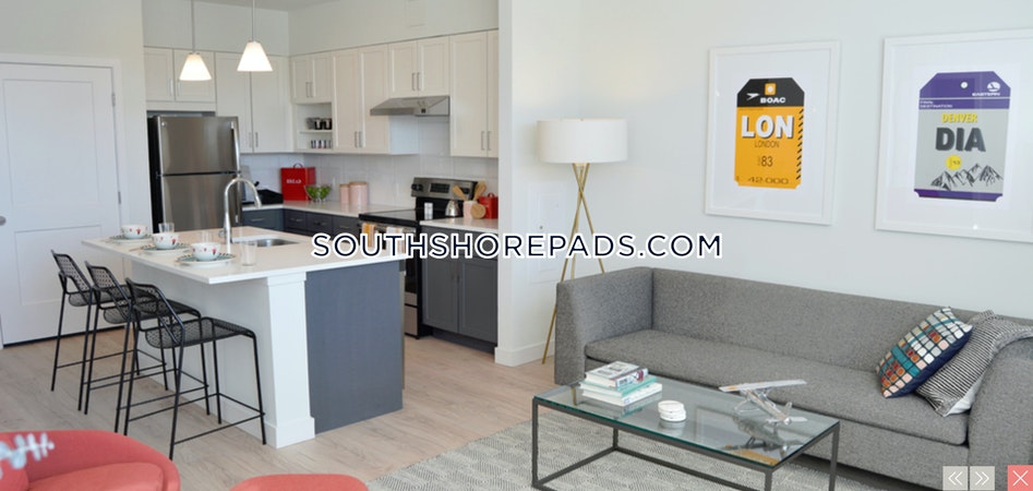 Weymouth Apartment for rent Studio 1 Bath - $1,847
