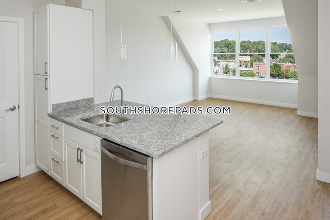 Weymouth Apartment for rent 1 Bedroom 1 Bath - $1,915